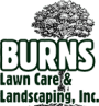 Burns Lawncare and Landscaping logo