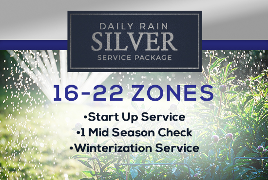16-22 Zone Silver Service Package