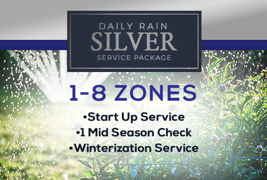 1-8 Zone Silver Service Package