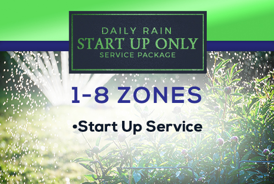 1-8 Zone Start Up Only