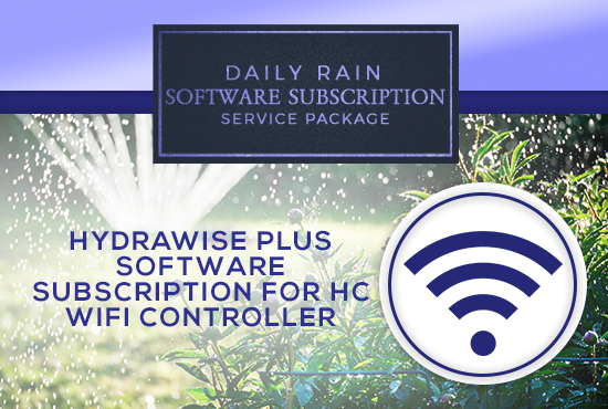 Hydrawise Plus Subscription for HC Wi-Fi Controllers