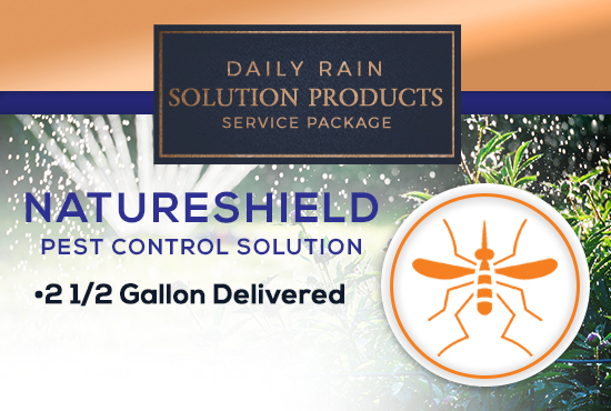 Nature Shield Pest Control Solution (2 1/2 Gallon) DELIVERED